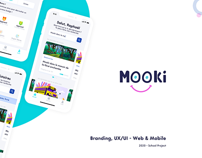Mooki - Augmented Reality book for kids 📖