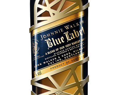 Johnnie Walker | Personalised Sleeve