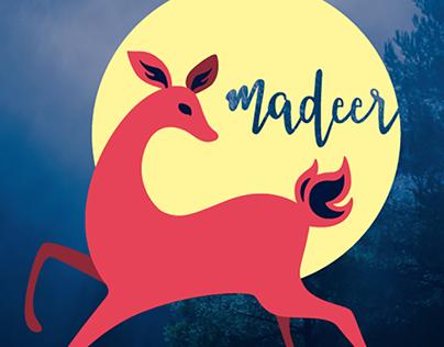 Madeer ○ Logodesign
