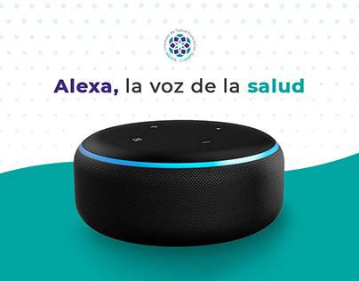 ISFMC- Alexa la voz de la salud