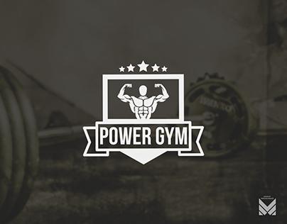 POWER GYM LOGO