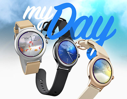 My Day Smart Watch App