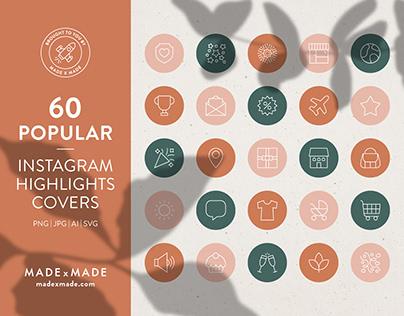 Popular – Instagram Highlight Covers