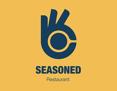 Seasoned: Restaurant App Concept