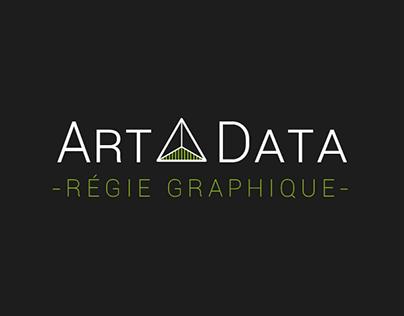 Création logo Art&Data