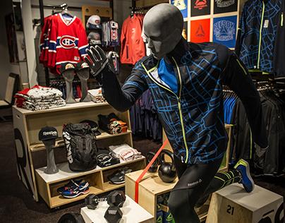 Sportswear Merchandising