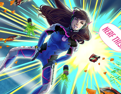 Nerf This (D.Va Commission)