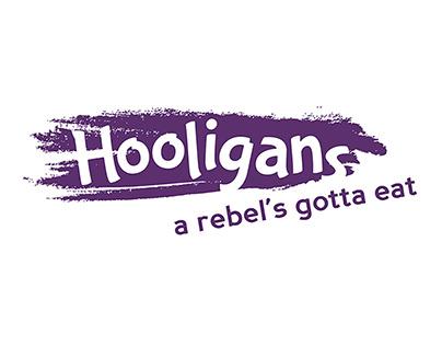 Hooters Hooligans: Kid's Club Redesign