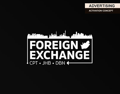 SOUTH AFRICAN TOURISM | FOREIGN EXCHANGE ACTIVATION