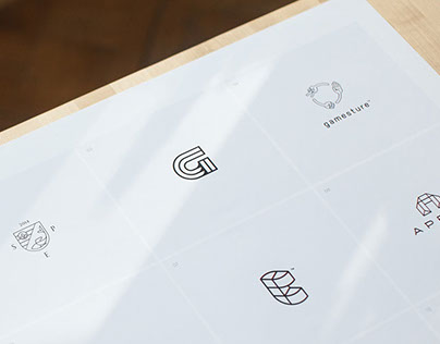 Logo design 14–17