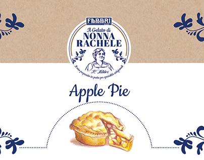 Amarena Fabbri: Apple Pie