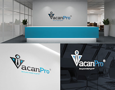 Brand Identity Vacanpro