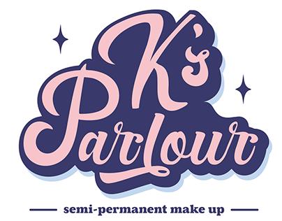 K's Parlour Logo Design