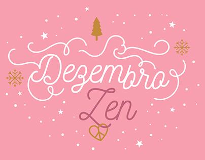 Vinheta de Natal - Dezembro Zen