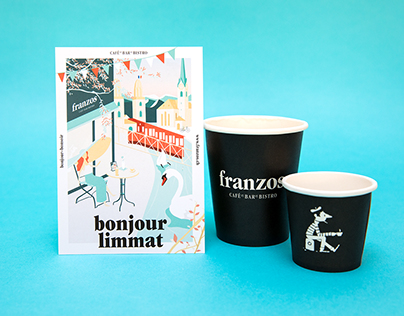 Franzos Postcard