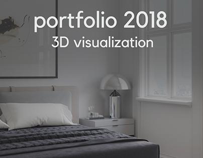 Portfolio 2018 of 3D Visualization - JW Renders