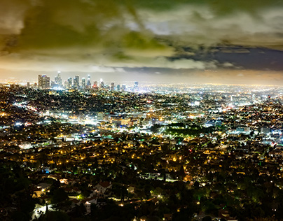 Electricity & Light pollution