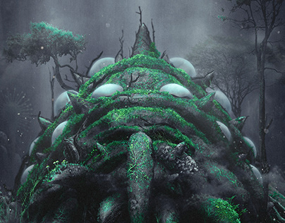 Tribute to Nausicaa Alternative Movie Poster Art