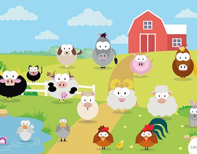 Animalitos de granja