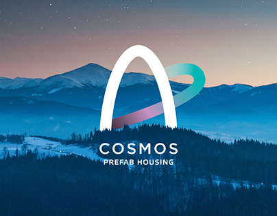 COSMOS Prefab — Logo & Branding