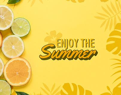 Templates - Enjoy the summer!