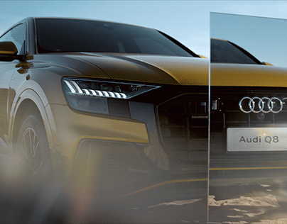 Audi Q8 Launch Film Director Cut 2019