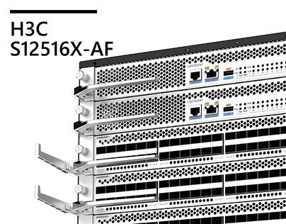 H3C S12516X-AF Data Switch Center