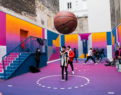 Pigalle Basketball   Photography
