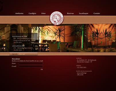 Dom Castilho Website