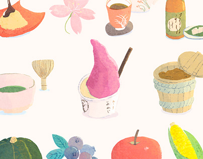 Japanese style gelato OKAJI