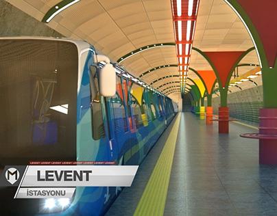 3D Subway