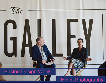 Boston Design Week   Event Photography