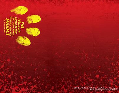 Yulin Dog Meat Festival.