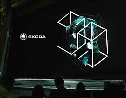 SKODA Konzernkreis - Event Branding