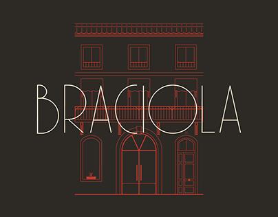 Braciola Typeface