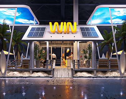 Expositor Win - Feira Intersolar 2021