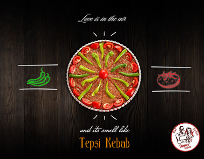 Turkish Food (Social media design)