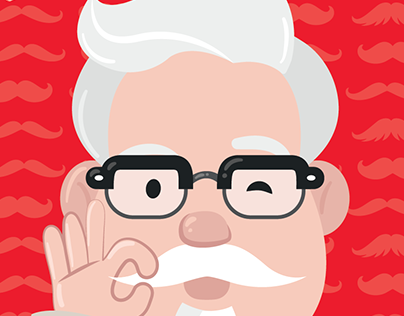 LIFE FOR THE COLONEL SANDERS.