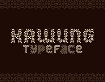 Kawung Font