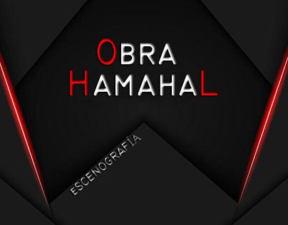 Escenografía Amahal
