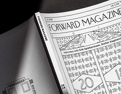 Forward Magazine |Issue 01