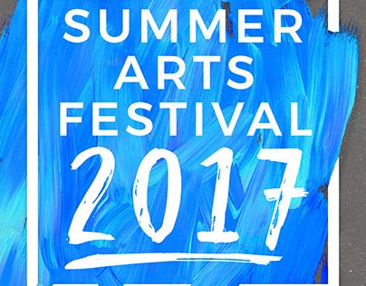 Summer Arts Festival 2017