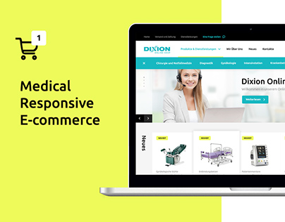 Medical e-commerce