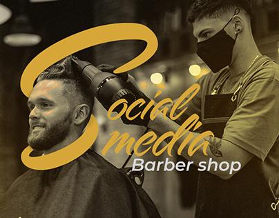Stadium BarberShop - Social Media