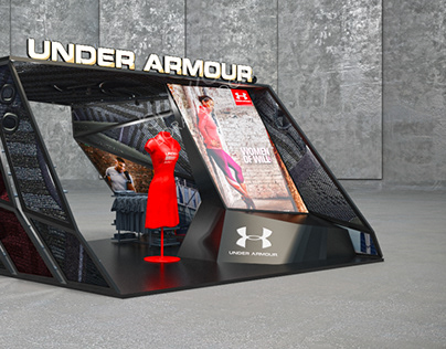 Under Armour Pop-Up Shop