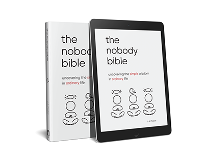 The Nobody Bible Book Cover