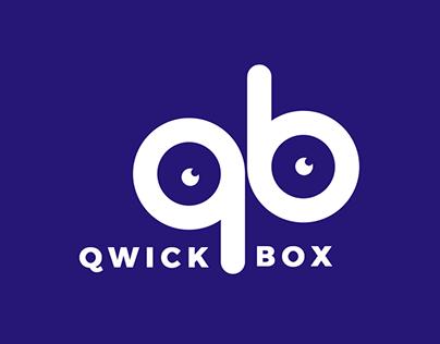 Qwick Box Logo Design