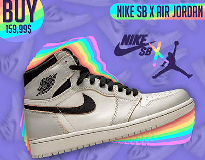 Nike SB x Jordan 1 Retro product cover
