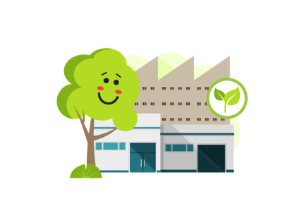 Sustainability page for Mimeo