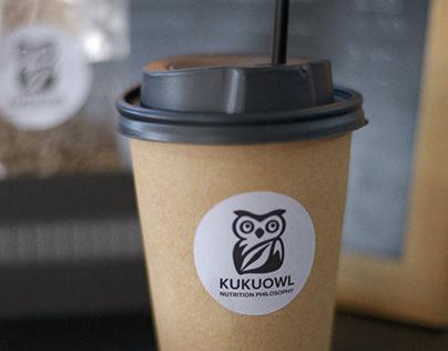 Logo design: Kukuowl Nutrition Philosophy